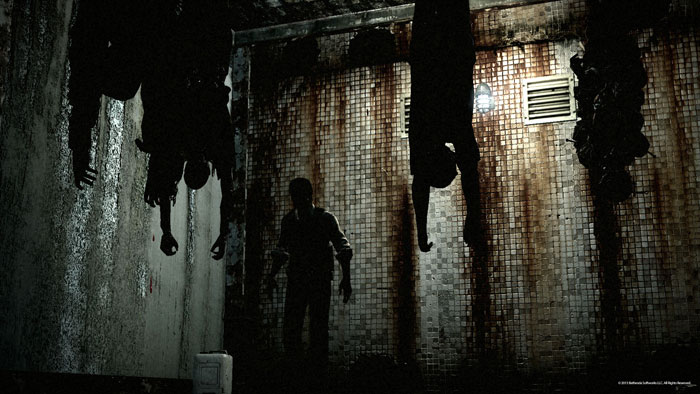 Screenshot The Evil Within