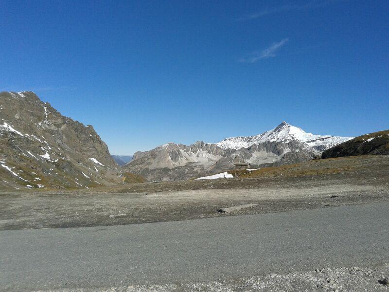 Bergpanorama Schweiz