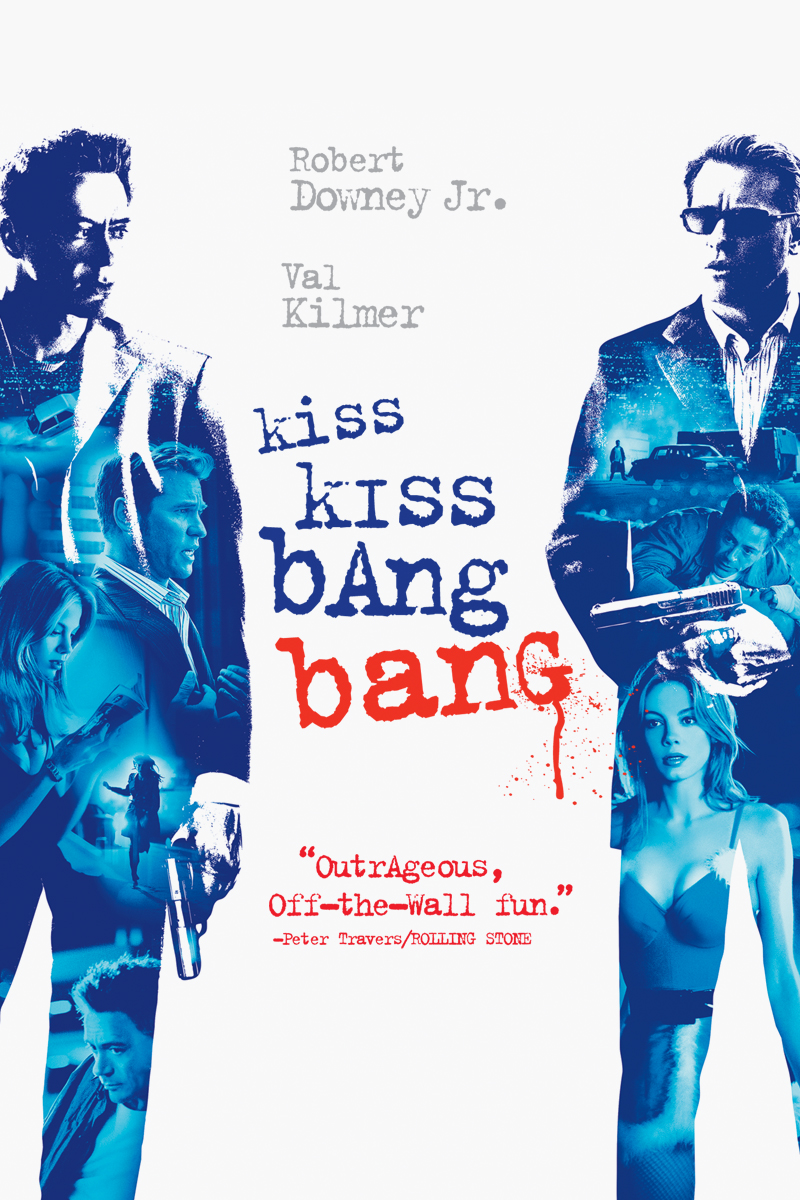 Cover Kiss Kiss, Bang Bang