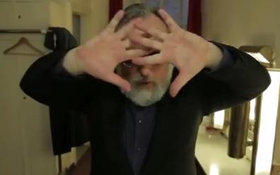 Screenshot offizielles Video von Der Tourist Feat. Friedrich Liechtenstein