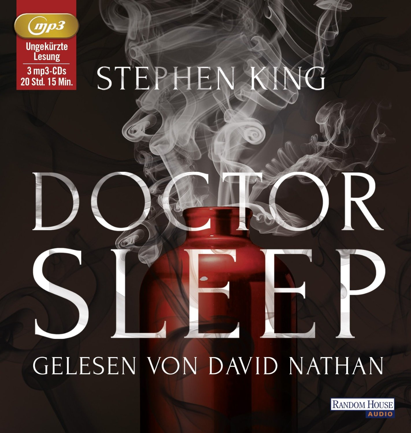 Hörbuchcover Doctor Sleep Stephen KIng