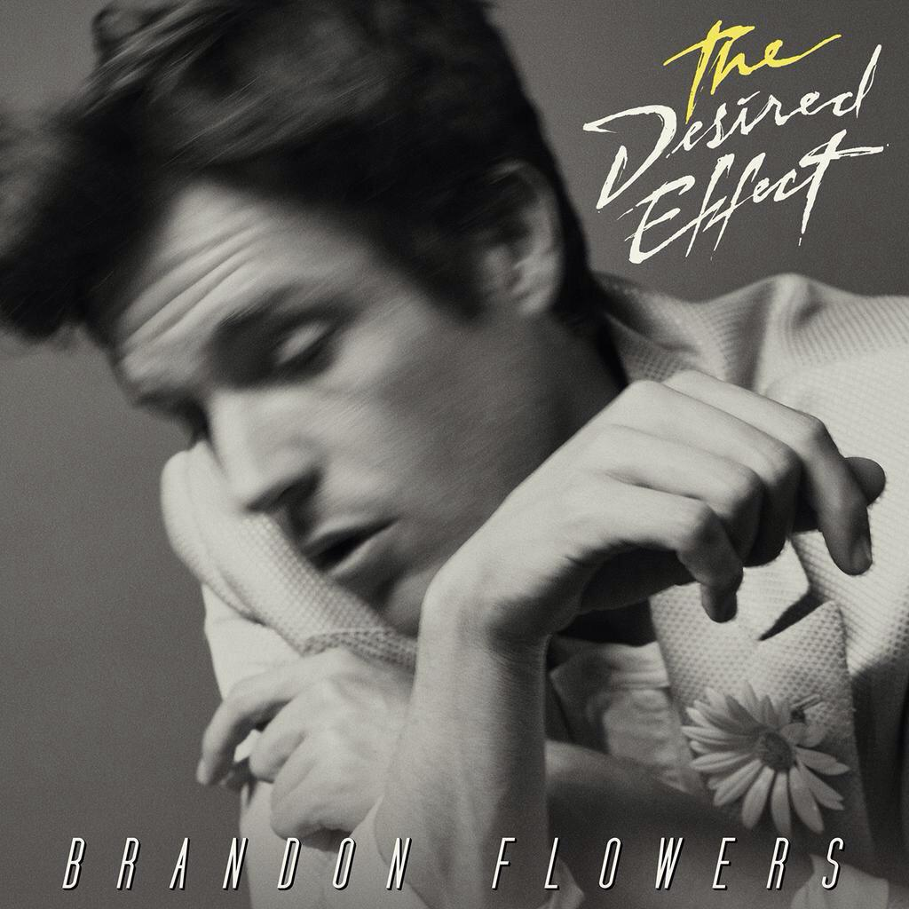 Cover Brandon Flowers The Desired Effect