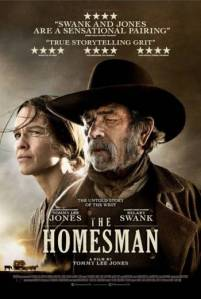 Cover The Homesman